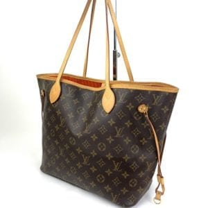 Louis Vuitton Monogram Neverfull MM Piment