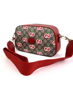 Gucci Small GG Apple Shoulder Bag
