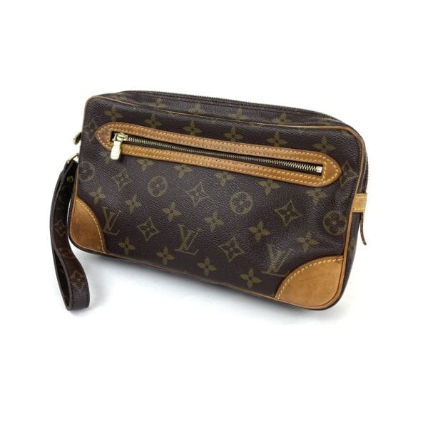 Louis Vuitton Monogram Marly Dragonne GM