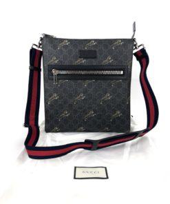 Gucci GG Supreme Tigers Bestiary Messenger Bag