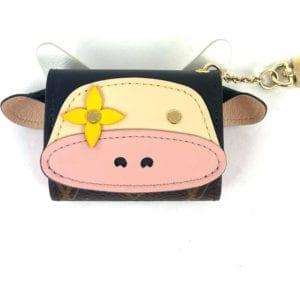 Louis Vuitton Cow EarPods Case