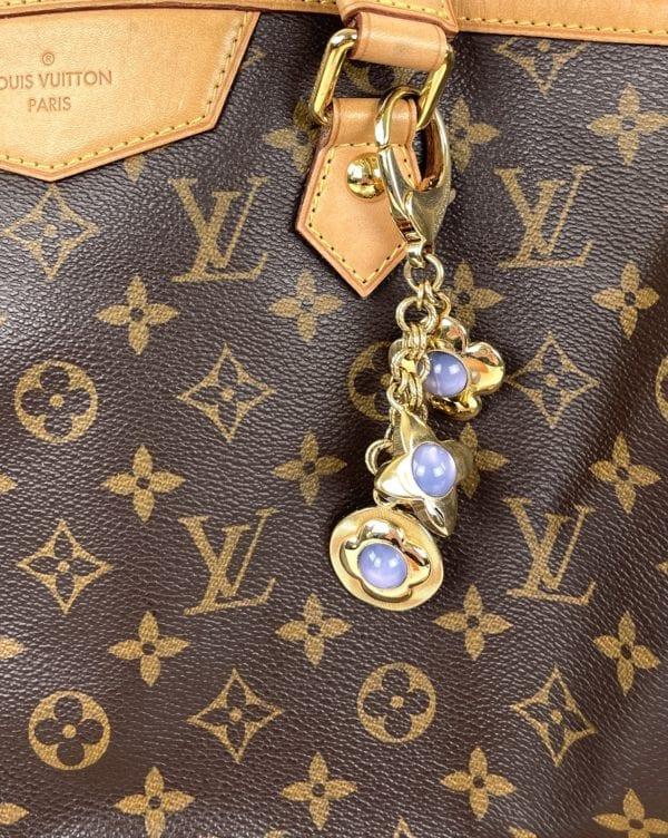 Louis Vuitton Tresor Bag Charm