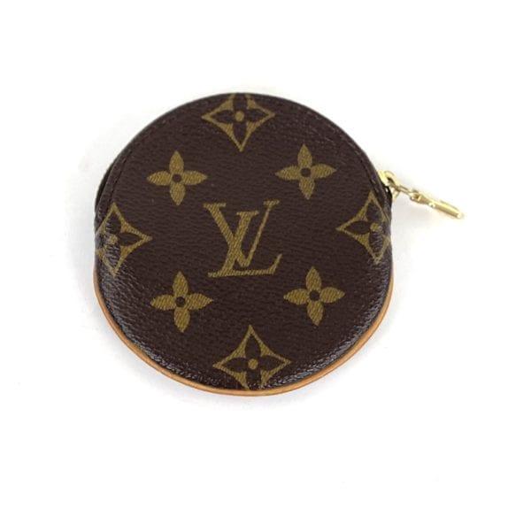 Louis Vuitton Monogram Ronde Coin Case