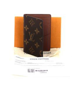 Louis Vuitton Monogram Pocket Organizer