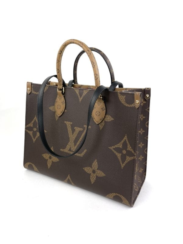 Louis Vuitton Reverse Monogram Onthego MM