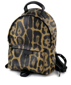 Louis Vuitton Wild Animal Print Palm Springs Backpack PM