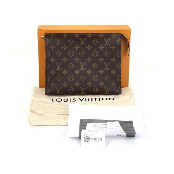 Louis Vuitton Monogram Toiletry Pouch 26