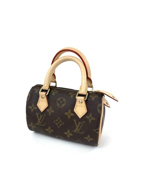Louis Vuitton Monogram Mini Speedy