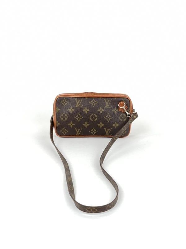 Louis Vuitton Vintage Monogram Pochette Marly Bandouliere