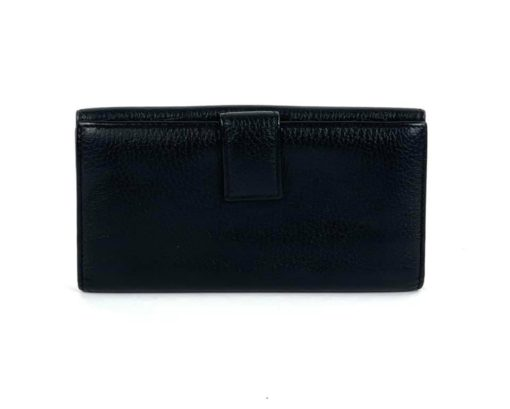 Gucci GG Studded Soho Continental Wallet Black