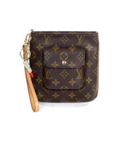 Louis Vuitton Monogram Partition Wristlet