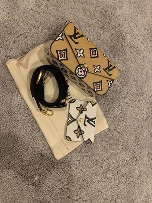 Louis Vuitton Felicie Strap and Go