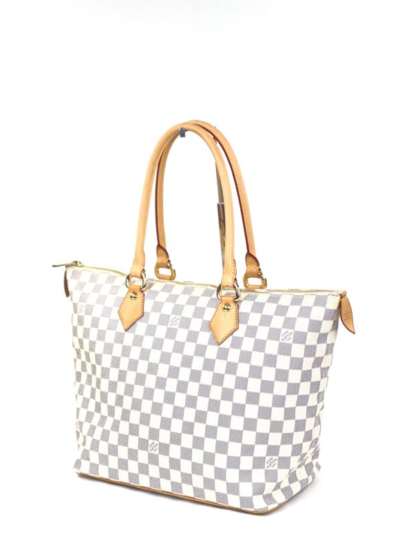 Louis Vuitton Damier Azur Saleya MM