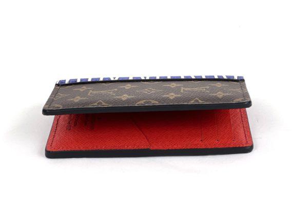 Louis Vuitton Monogram Patchwork Pocket Organizer