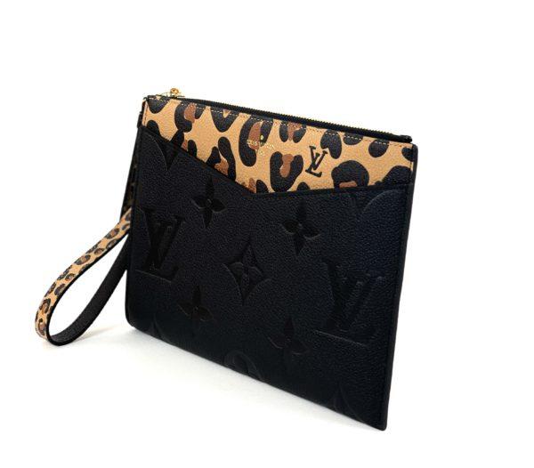 Louis Vuitton Monogram Empriente Wild at Heart Pochette Melanie MM