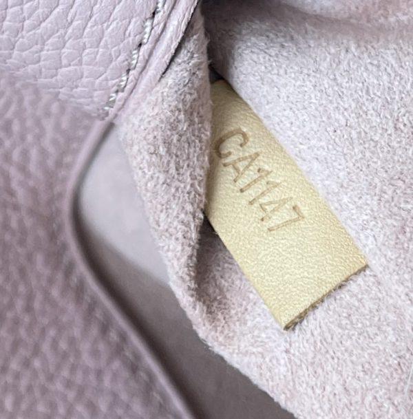 Louis Vuitton Monogram Pallas Rose Ballerine