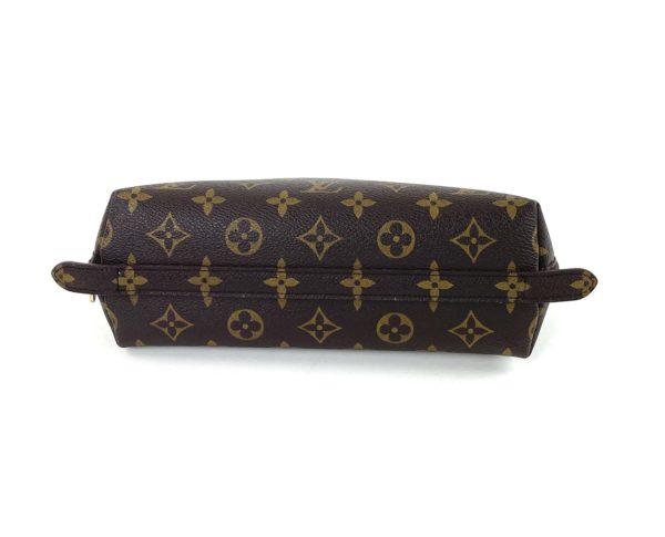 Louis Vuitton Monogram Trousse Demi Ronde Cosmetic Pouch