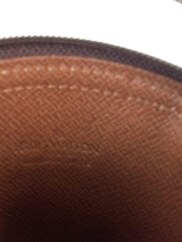 Louis Vuitton Monogram Pochette Secret Passport Holder