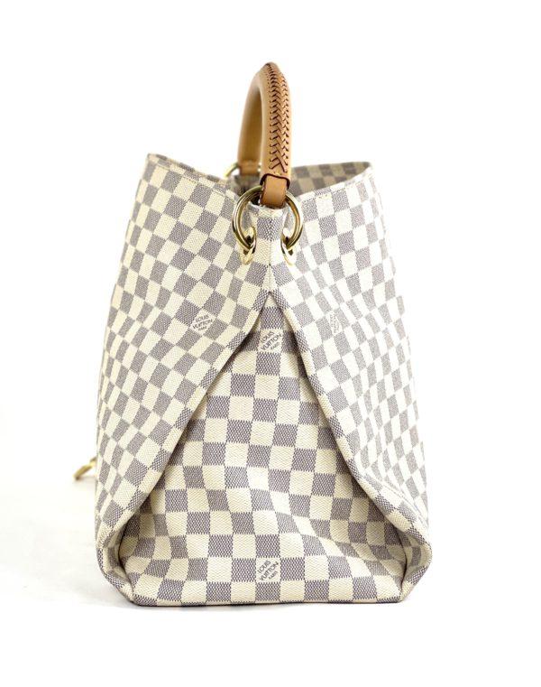 Louis Vuitton Azur Artsy M side