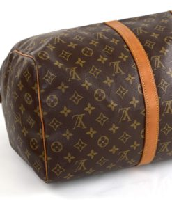 Louis Vuitton Monogram Keepall 50 bottom