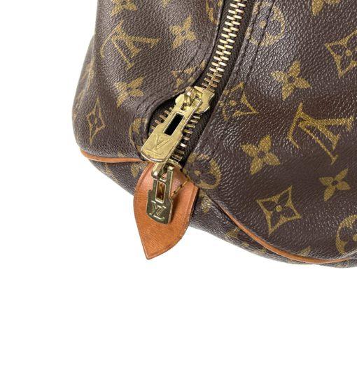 Louis Vuitton Monogram Keepall 50 zipper