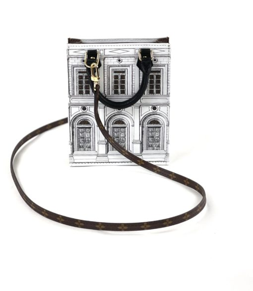 Louis Vuitton Architettura special edition Petit Sac Plat front