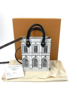 Louis Vuitton Architettura special edition Petit Sac Plat