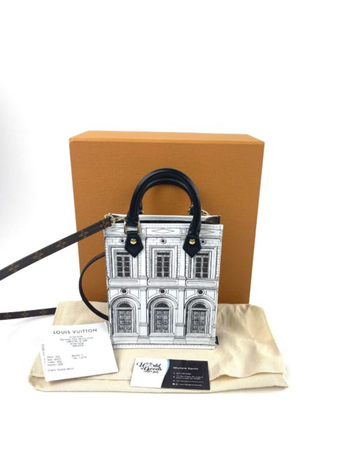 Louis Vuitton Architettura special edition Petit Sac Plat box