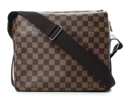 Louis Vuitton Naviglio Damier Ebene Messenger Bag