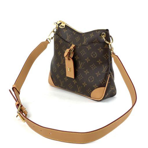 Louis Vuitton Odeon PM Monogram Crossbody or Shoulder Bag